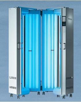 德国311窄谱紫外光治疗仪